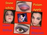 Snow White Poison Apple Look
