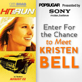 Enter For a Chance to Meet Kristen Bell!