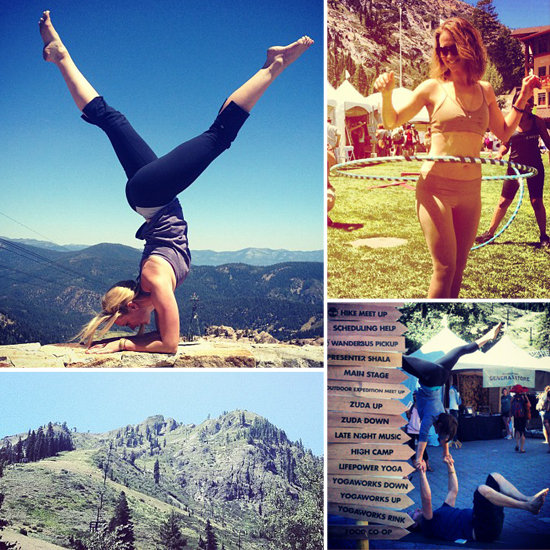 Looking Back: 18 Amazing Instagram Pics From Wanderlust 2012