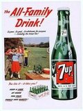 Drink 7UP. It refreshes the whole family during the hunger games.