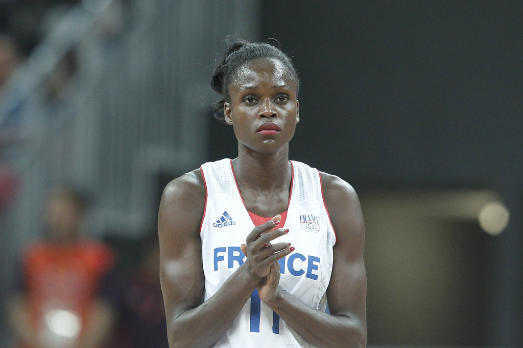 Best Lipstick: French Basketball