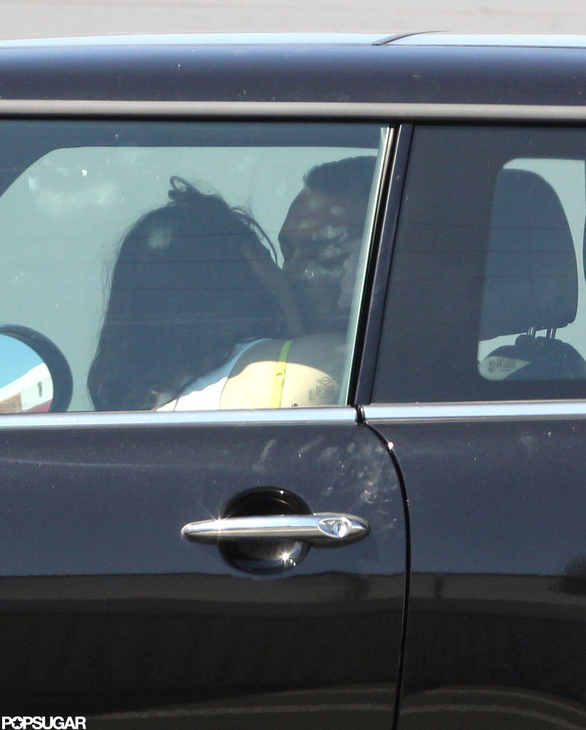 Rupert Sanders kissed Kristen Stewart.