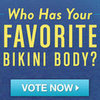 PopSugar&#039;s 2012 Celebrity Bikini Bracket