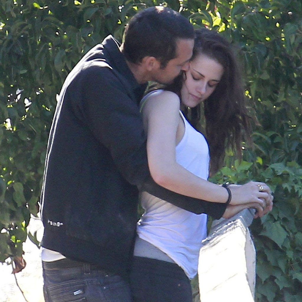 Kristen Stewart and Rupert Sanders Kissing | Pictures ...