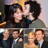 Kristen Wiig and Fabrizio Moretti Kiss at Star-Studded Lexus Party