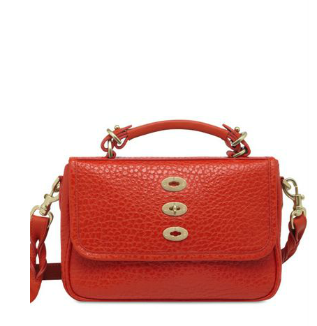 The bag: Mulberry Small Bryn Shiny Grained Leather Satchel ($865) Why we love it: The latest iteration of Mulberry's must-have satchel is a testament to the label's uncanny-cool craftsmanship. It's the perfect little crossbody bag in a bright orange to perk up our look on any given day.