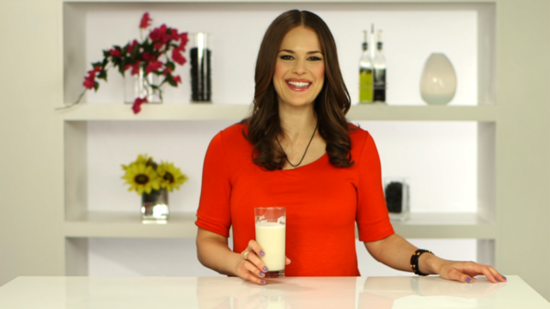 An Easy Recipe For Making Your Own Almond Milk