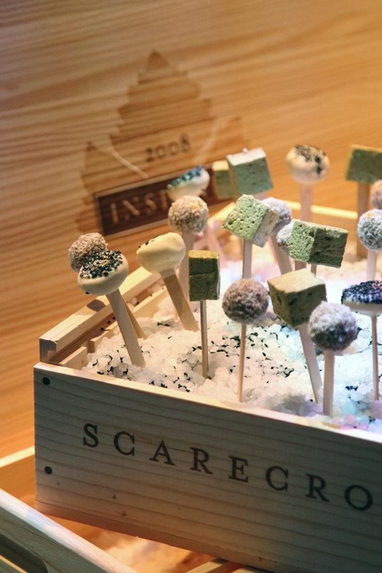 Lollipops From Morimoto Napa