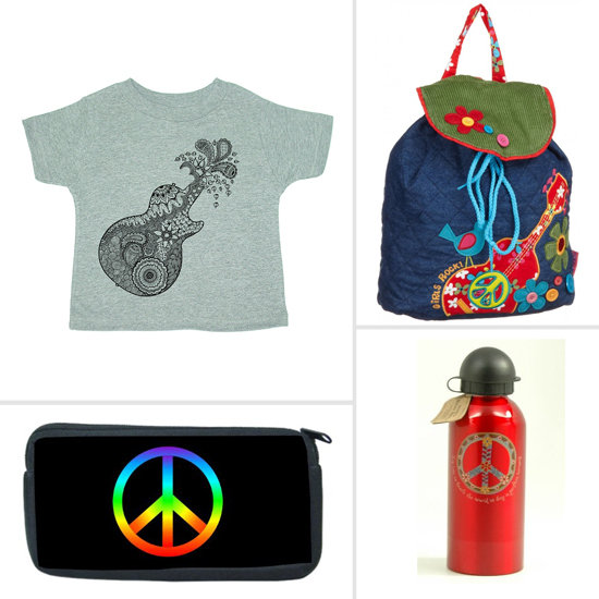 Back-to-School Essentials For the Hippie Kid