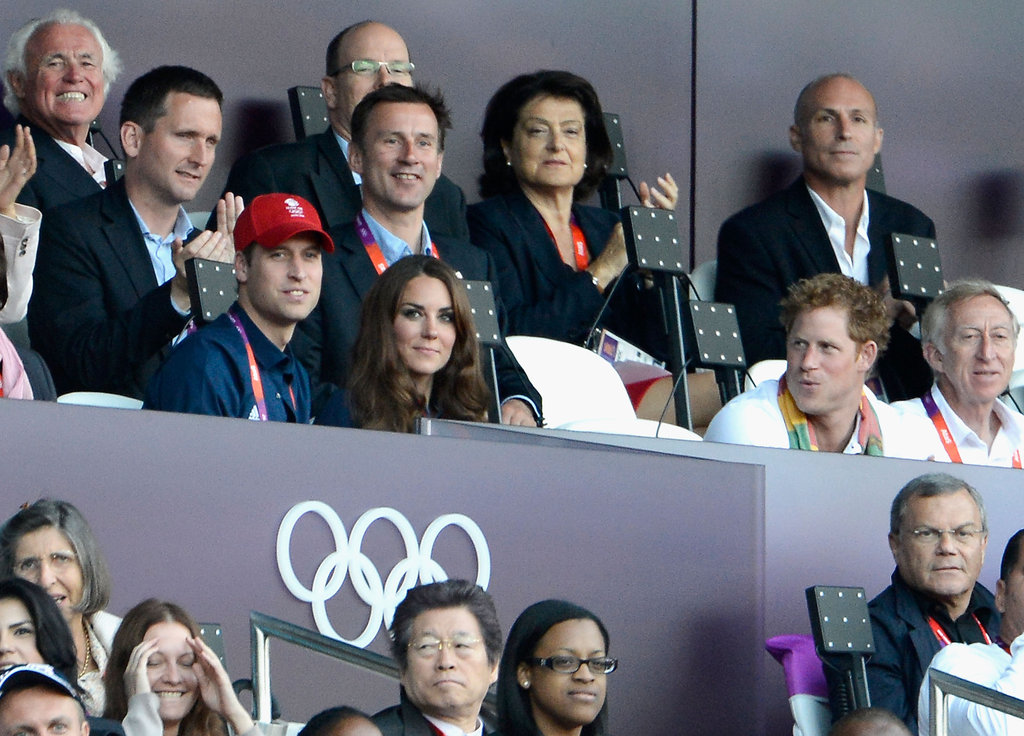 Prince William and Kate have been keeping a busy schedule during the Olympics.