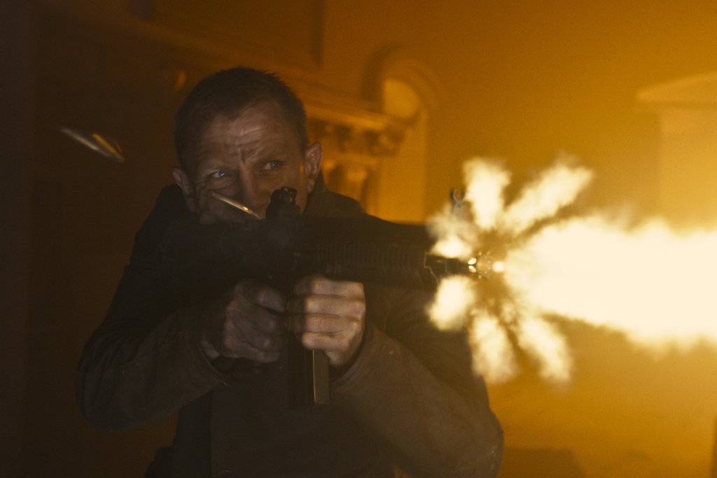 See All the Pictures of Daniel Craig as James Bond in Skyfall