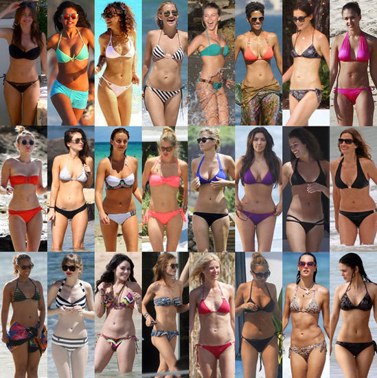 Sofia Vergara Wins Our 2012 Bikini Bracket — See Your 64 Hottest Bikini Pics Ranked!
