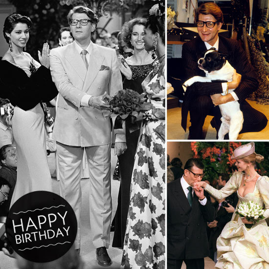 A Glamorous Look at Yves Saint Laurent's Incredible Life and Work