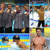 Team USA's Golden Boys of Swimming