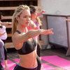 Victoria&#039;s Secret Candice Swanepoel&#039;s Exercise Routine