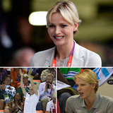 Monaco's Princess Charlene Goes on Tour at the Olympics