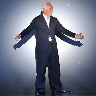 Giorgio Armani on Sacrificing His Personal Life For Fashion