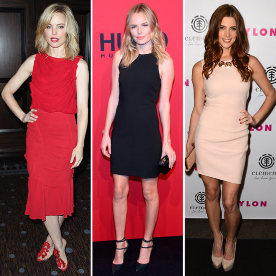 Try These 6 Monochromatic Celebrity Ensembles Now!