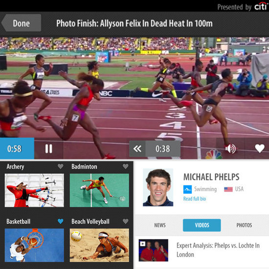 Watch the Olympics Anywhere
