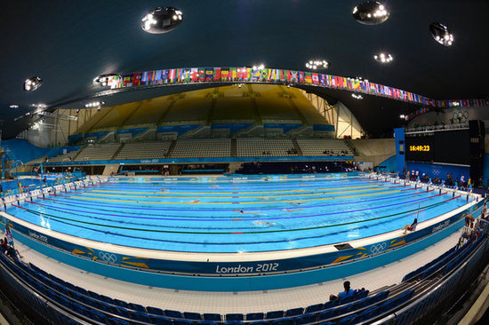 The Science of the Olympic Pool