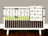Olli & Lime George Crib Set ($195)