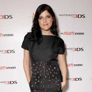 Selma Blair Talks About Baby Arthur on Craig Ferguson