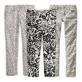 School Trend #2: Animal-Print Skinnies