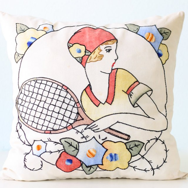 Olympics 2012-Inspired Sports Pillows