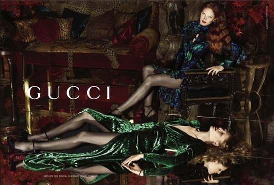 Gucci Fall 2012 Ad Campaign