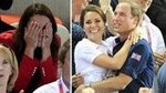 Video: See William and Kate's Cutest Olympic Moments So Far!