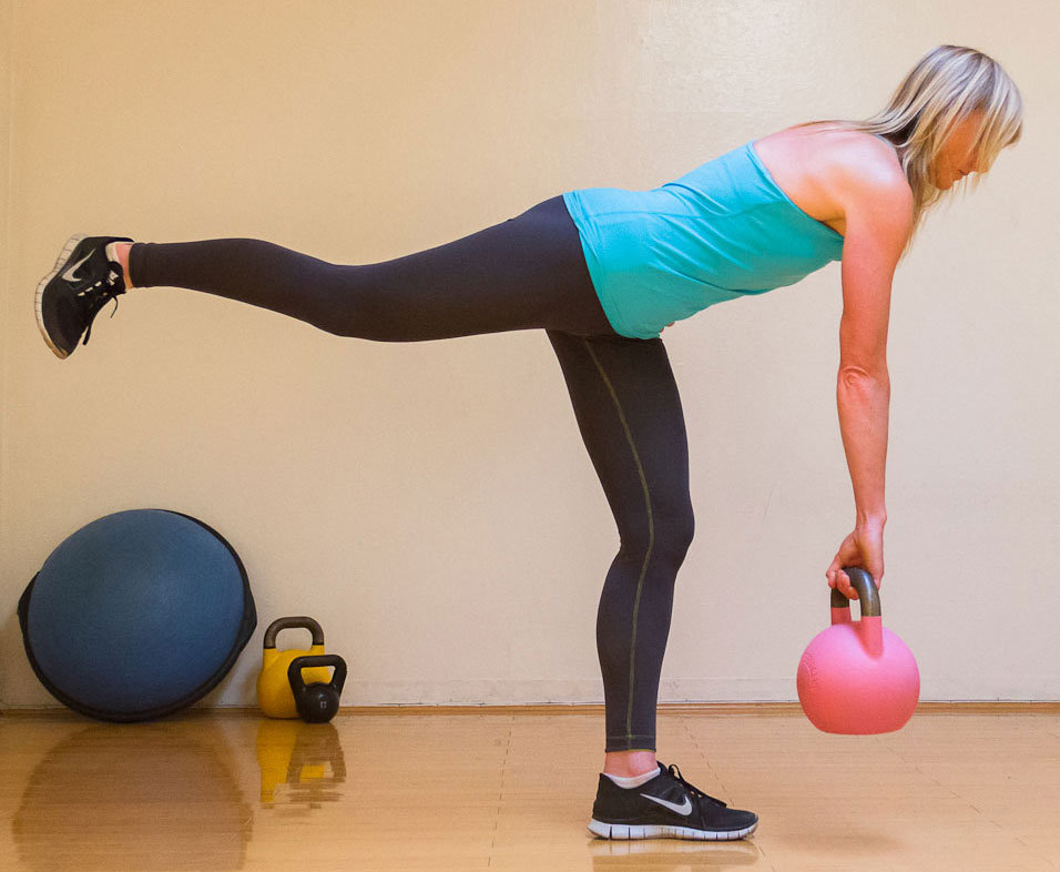 The Best Moves For a Shapely Butt
