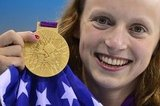 Meet Katie Ledecky, Team USA's youngest member. The 15-year-old  picked up gold in the 800m freestyle. Not bad at all.