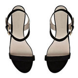 Sandals, $129.95, Witchery