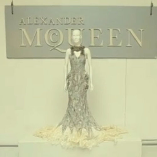 Alexander McQueen Studio — Sarah Burton and Cathy Horyn [Video]