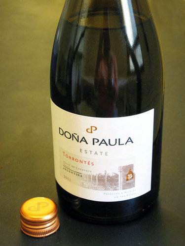 Dona Paula Torrontes Wine Review