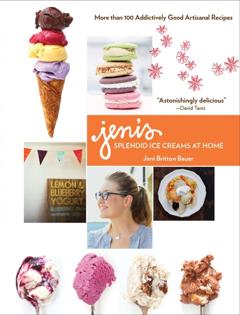 Jeni's Ice Cream at Home