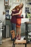 Sara Rue and Reba McEntire in Malibu Country.