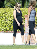 Reese Witherspoon wore spandex.