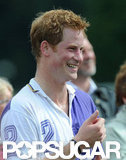 Princes William and Harry Fit In Polo Between Olympic Engagements