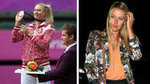 Maria Sharapova Serves Us Some Style in Tropical Prints