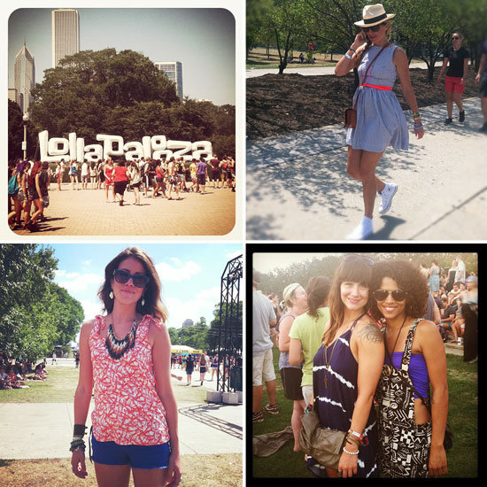 Our 20 Favourite Street-Style Snaps Straight From Lollapalooza