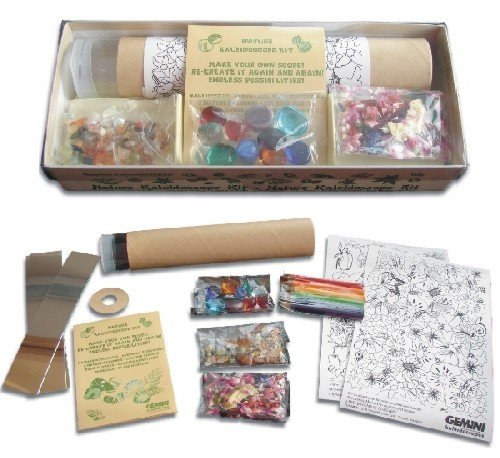 Nature Kaleidoscope Making Kit ($11)