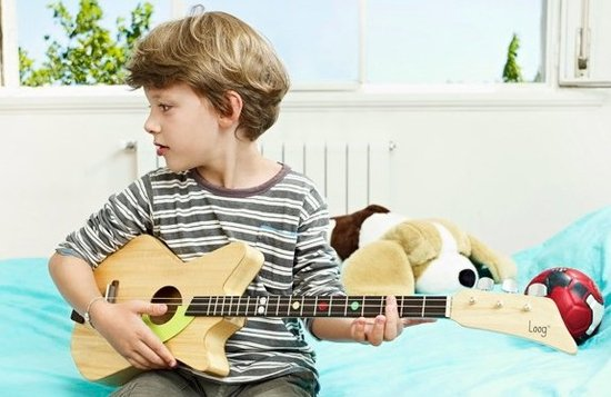 The Loog Guitar ($149)