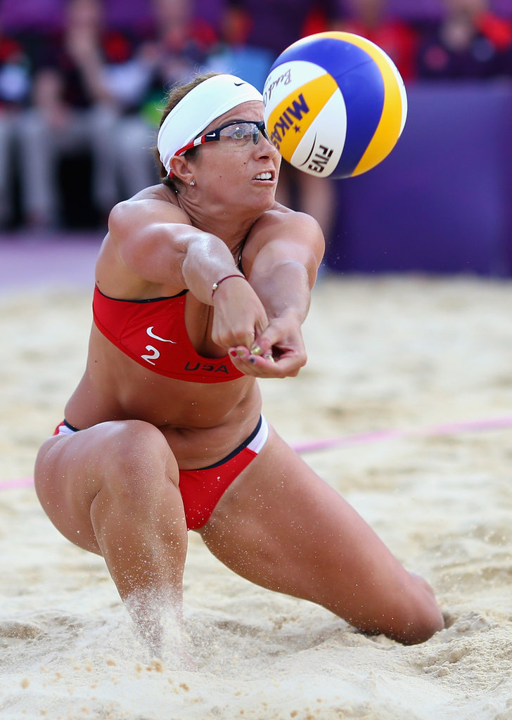 """""""It's important to just kind of get away from your sport until you miss it . . . It's about taking time to enjoy other aspects of life or learn new things. It helps rejuvenate."""" — Misty May-Treanor on her relationship with beach volleyball"""
