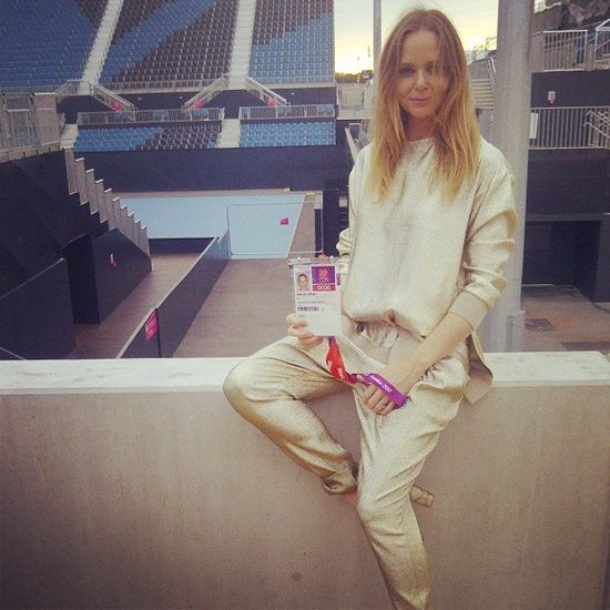 Behind the Scenes With Stella McCartney at the Olympics