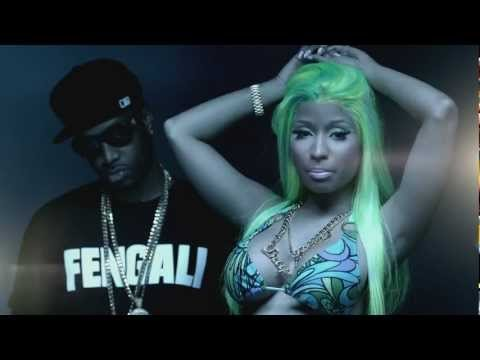"""Beez in the Trap"" by Nicki Minaj Feat. 2 Chainz"