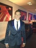 Ryan Lochte dressed up for an Olympic party. Source: Twitter user ryanlochte