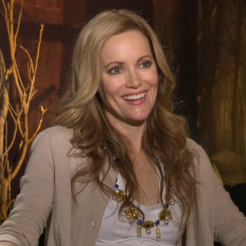 Leslie Mann ParaNorman Interview (Video)