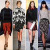 Best Wrap Skirts For Fall 2012