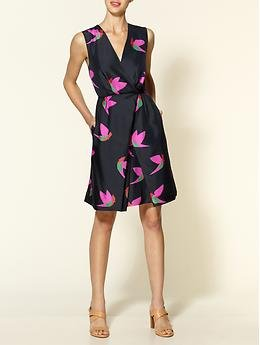 Marc by Marc Jacobs Night Bird Taffeta Dress | Piperlime